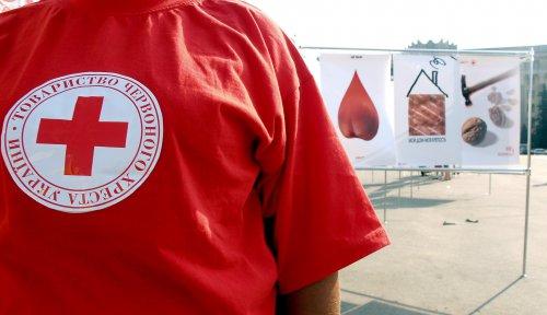 Red cross Ukraine