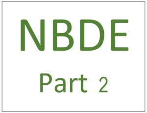 NBDE Part 2 Icon